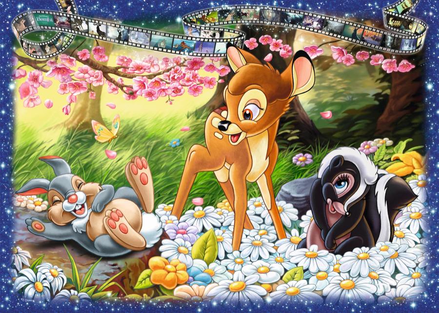 Ravensburger Disney Memories Bambi 1942 Puzzle 1000pc Mr Chocolate S Travel